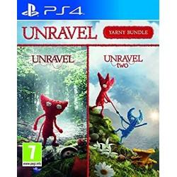 PS4 UNRAVEL YARNY BUNDLE OCC - Jeux PS4 au prix de 19,95€