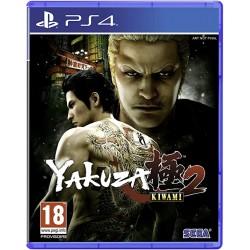 PS4 YAKUZA KIWAMI 2 OCC - Jeux PS4 au prix de 19,95€