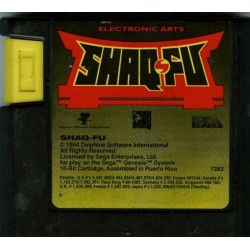 MD SHAQ FU (LOOSE) - Jeux Mega Drive au prix de 3,95€
