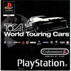 PSX TOCA WORLD TOURING CARS - Jeux PS1 au prix de 4,95€