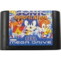 MD SONIC COMPILATION (LOOSE) - Jeux Mega Drive au prix de 6,95€