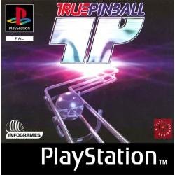 PSX TRUE PINBALL - Jeux PS1 au prix de 2,95€