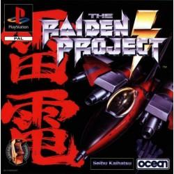 PSX THE RAIDEN PROJECT - Jeux PS1 au prix de 16,95€