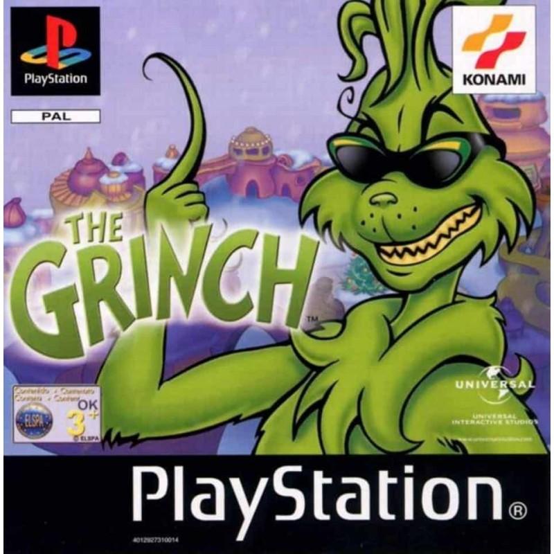 PSX THE GRINCH - Jeux PS1 au prix de 4,95€