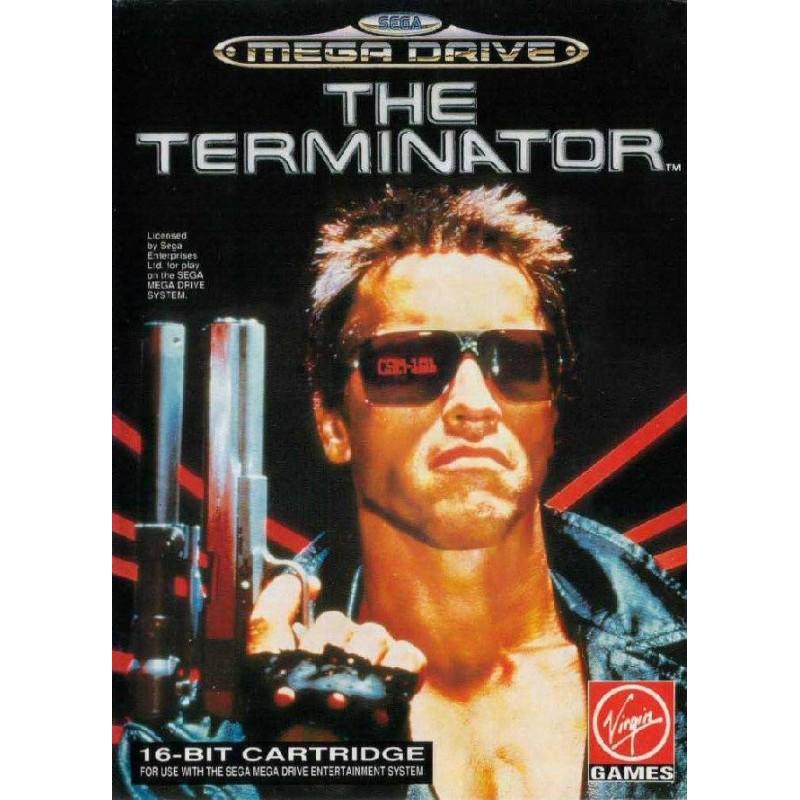 MD THE TERMINATOR - Jeux Mega Drive au prix de 9,95€
