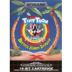 MD TINY TOON ADVENTURES: BUSTER S HIDDEN TREASURE - Jeux Mega Drive au prix de 9,95€