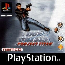 PSX TIME CRISIS PROJECT TITAN - Jeux PS1 au prix de 4,95€