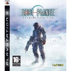PS3 LOST PLANET EXTREME CONDITION - Jeux PS3 au prix de 5,95€