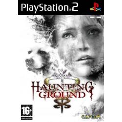 PS2 HAUNTING GROUND - Jeux PS2 au prix de 79,95€