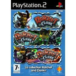 PS2 LA COLLECTION RATCHET ET CLANK TRILOGY - Jeux PS2 au prix de 189,95€