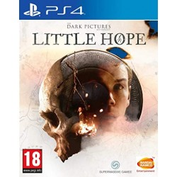 PS4 LITTLE HOPE OCC - Jeux PS4 au prix de 19,95€