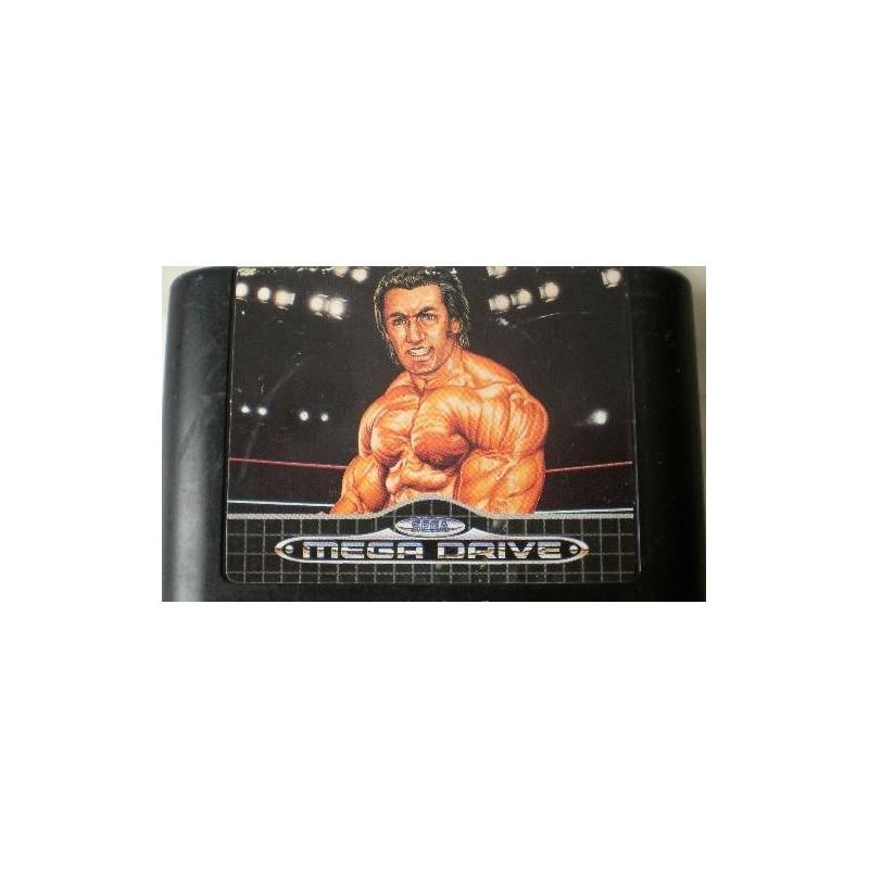 MD WRESTLE WAR (LOOSE) - Jeux Mega Drive au prix de 0,00€