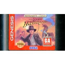 MD YOUNG INDIANA JONES INSTRUMENTS OF CHAOS (LOOSE IMPORT US) - Jeux Mega Drive au prix de 4,95€