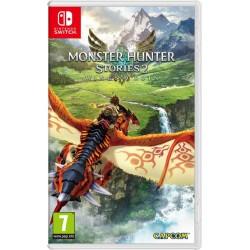 SWITCH MONSTER HUNTER STORIES 2 WINGD OF RUN - Jeux Switch au prix de 59,95€