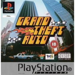 PSX GTA (PLATINUM) - Jeux PS1 au prix de 24,95€