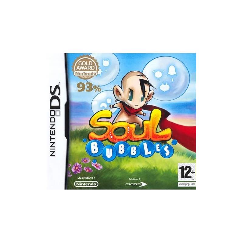 DS SOUL BUBBLES - Jeux DS au prix de 6,95€