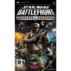 PSP STAR WARS BATTLEFRONT RENEGADE SQUADRON - Jeux PSP au prix de 5,95€