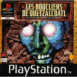 PSX LES CHEVALIERS DE BAPHOMET 2 LES BOUCHLIERS DE QUETZALCOATL - Jeux PS1 au prix de 12,95€
