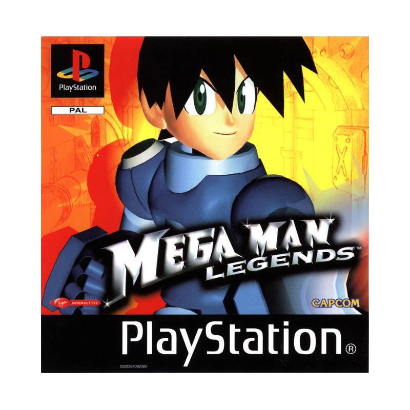 PSX MEGA MAN LEGENDS - Jeux PS1 au prix de 89,95€