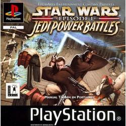 PSX STAR WARS EPISODE 1 JEDI POWER BATTLES - Jeux PS1 au prix de 7,95€