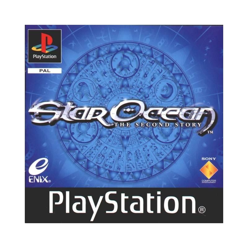 PSX STAR OCEAN THE SECOND STORY - Jeux PS1 au prix de 119,95€