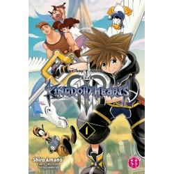 KINGDOM HEARTS 3 T01 - Manga au prix de 7,20€