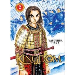 KINGDOM T02 - Manga au prix de 6,95€