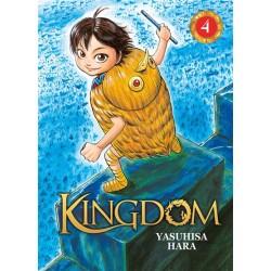KINGDOM T04 - Manga au prix de 6,95€