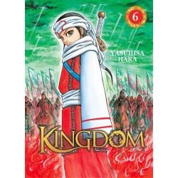 KINGDOM T06 - Manga au prix de 6,95€