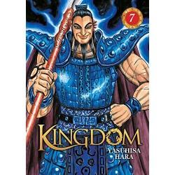 KINGDOM T07 - Manga au prix de 6,95€