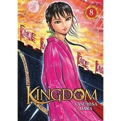 KINGDOM T08 - Manga au prix de 6,95€