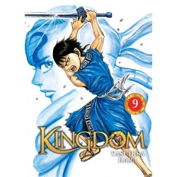 KINGDOM T09 - Manga au prix de 6,95€