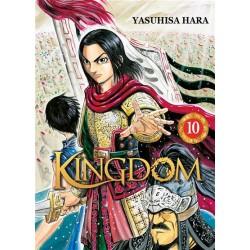 KINGDOM T10 - Manga au prix de 6,95€