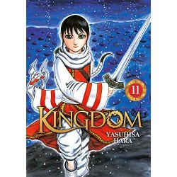 KINGDOM T11 - Manga au prix de 6,95€