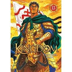 KINGDOM T13 - Manga au prix de 6,95€