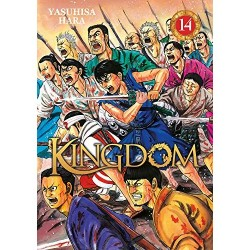 KINGDOM T14 - Manga au prix de 6,95€