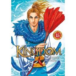 KINGDOM T15 - Manga au prix de 6,95€