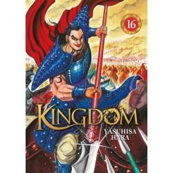 KINGDOM T16 - Manga au prix de 6,95€