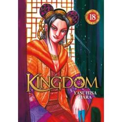 KINGDOM T18 - Manga au prix de 6,95€