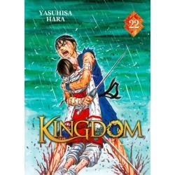 KINGDOM T22 - Manga au prix de 6,95€