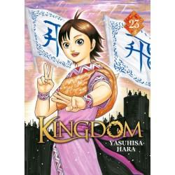 KINGDOM T23 - Manga au prix de 6,95€