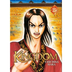 KINGDOM T25 - Manga au prix de 6,95€