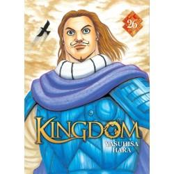 KINGDOM T26 - Manga au prix de 6,95€