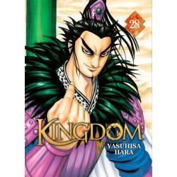 KINGDOM T28 - Manga au prix de 6,95€