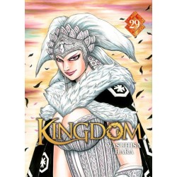 KINGDOM T29 - Manga au prix de 6,95€