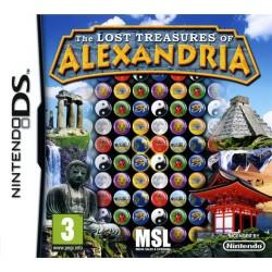DS THE LOST TREASURES OF ALEXANDRIA - Jeux DS au prix de 12,95€