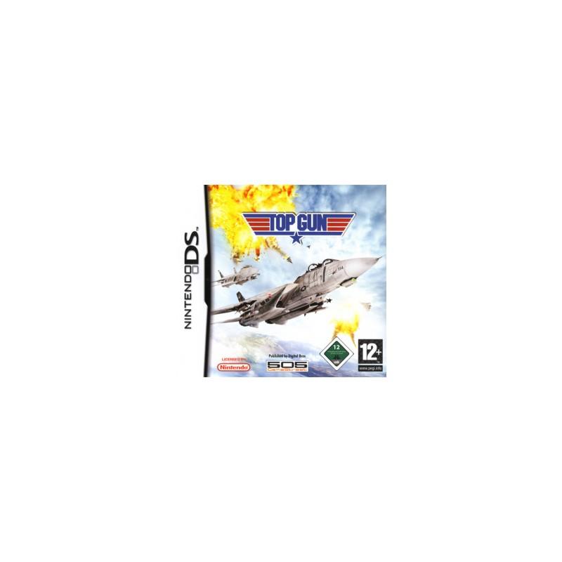 DS TOP GUN - Jeux DS au prix de 14,95€