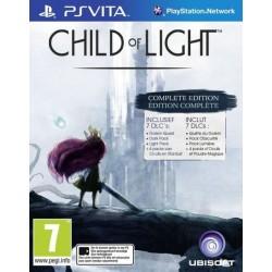 PSV CHILD OF LIGHT - Jeux PS Vita au prix de 19,95€