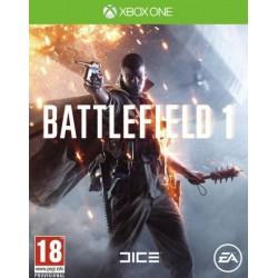 XONE BATTLEFIELD 1 OCC - Jeux Xbox One au prix de 9,95€
