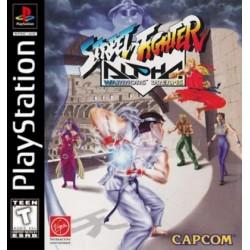 PSX STREET FIGHTER ALPHA (IMPORT US) - Jeux PS1 au prix de 12,95€